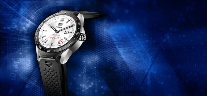 Intel, TAG Heuer и Google създадоха първия швейцарски луксозен свързан часовник