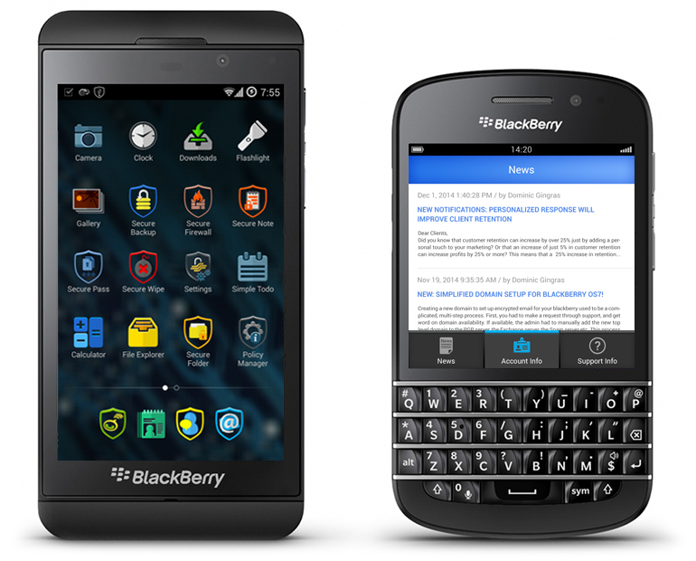 Secure BlackBerry 770x620