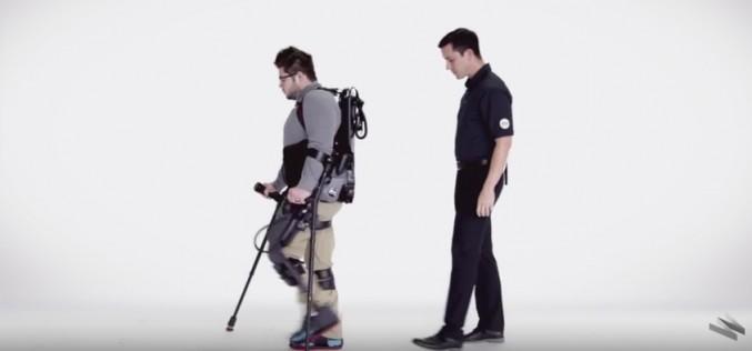 Тази технология може да направи инвалидните колички излишни