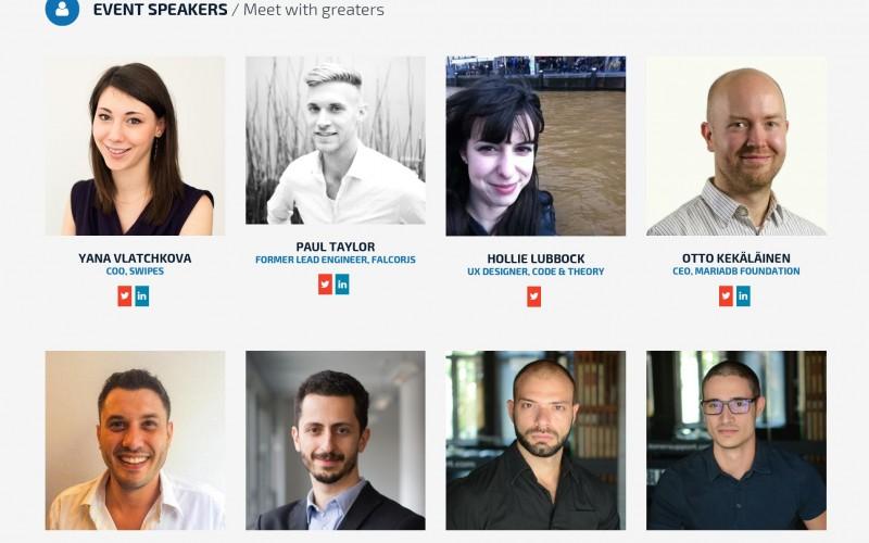 Водещи международни предприемачи, визионери и рискови инвеститори бяха у нас на StartUP NEXT 2015