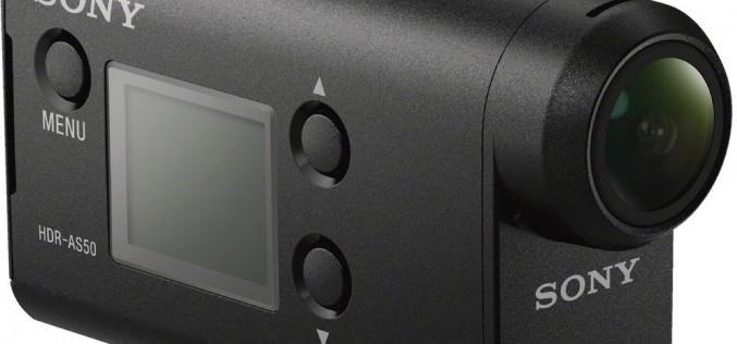 Последният подобрен модел на Sony Action Cam от CES 2016