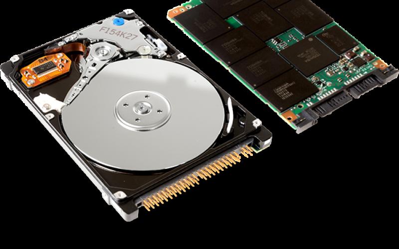 Kак работят SSD и защо твърдите дискове са бавни?