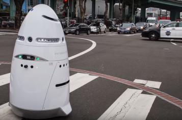 Knightscope пуска автономни роботи за противодействие на престъпността