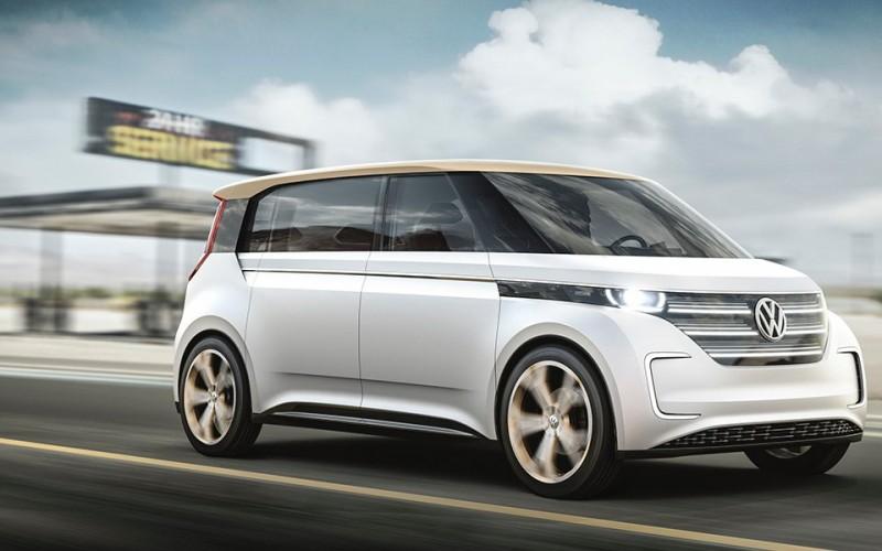 Volkswagen възражда хипарския бус като електрически автомобил
