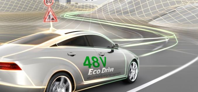 CES 2016: Continental показва технология за по-нисък разход на гориво дори при хибридите
