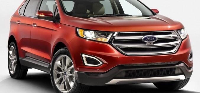 Ford Edge второ поколение: подобрен и без компромиси