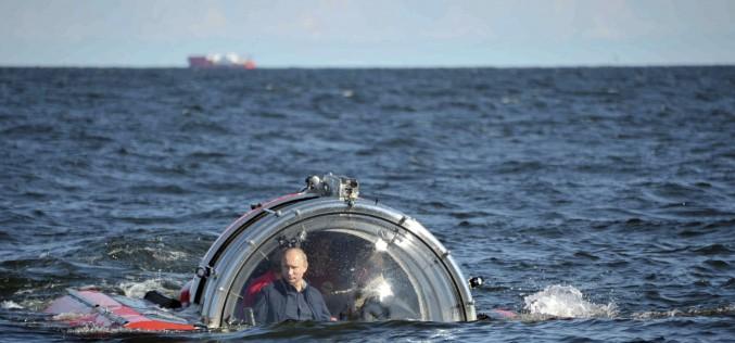 Руските кораби могат да се подготвят за атака на световната интернет