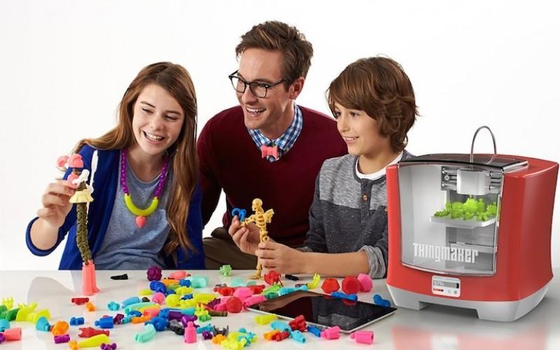 Създаваме собствени играчки с 3D принтера на Mattel