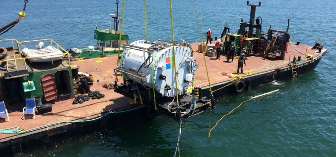 Защо Майкрософт потапя центрове за данни в Тихия океан?