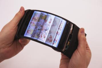 ReFlex – нов прототип за гъвкав смартфон