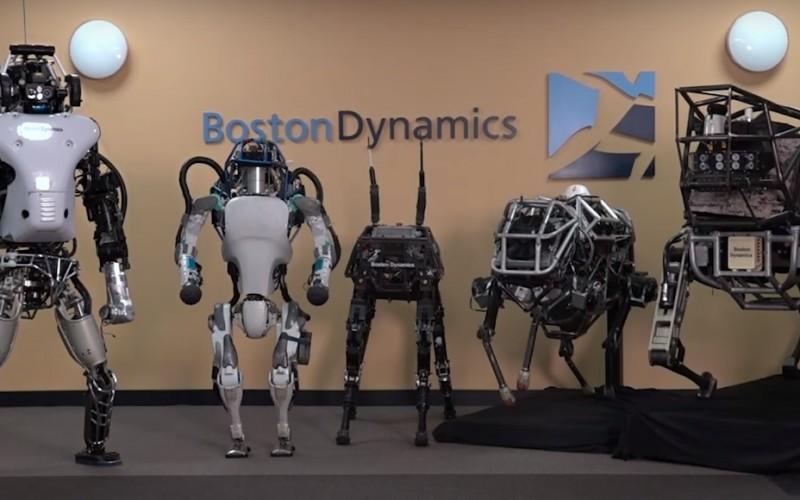 Роботите са все по-уверени в себе си