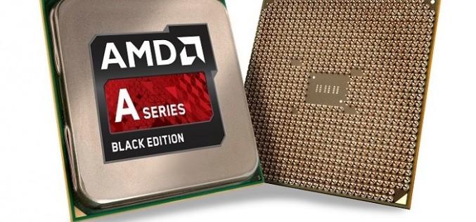 AMD пусна предсрочно 7-мото си поколение мобилни AMD A-Серия процесори
