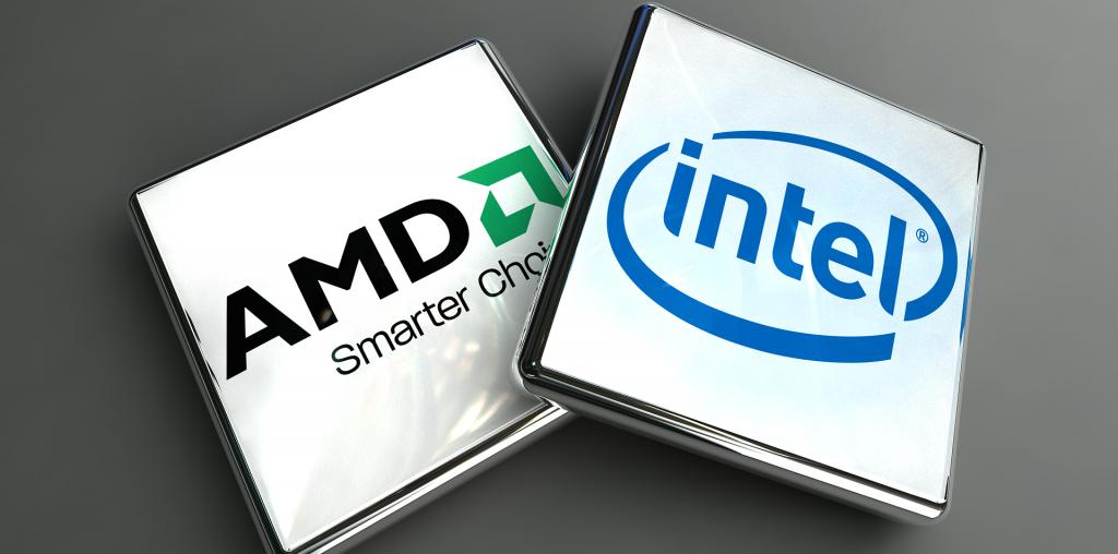 Intel-AMD-Processors