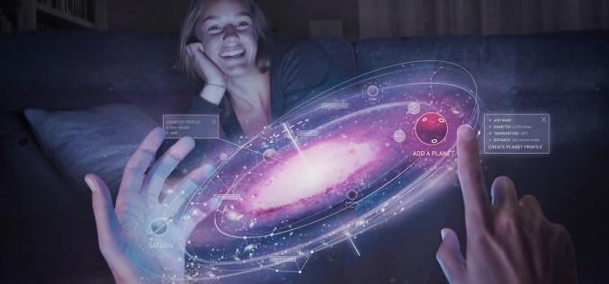 Компанията Magic Leap показа оптичната си технология за реалистични холограми