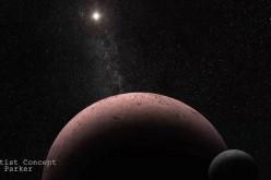 МК2 – най-новата луна, открита в Слънчевата система