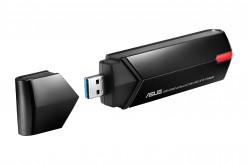 USB-AC68: стилен, двубандов адаптер с джобен размер от Asus