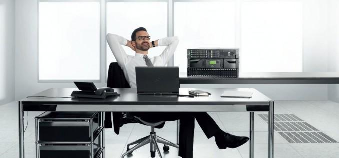 FUJITSU ETERNUS CS800: цялостна бекъп система