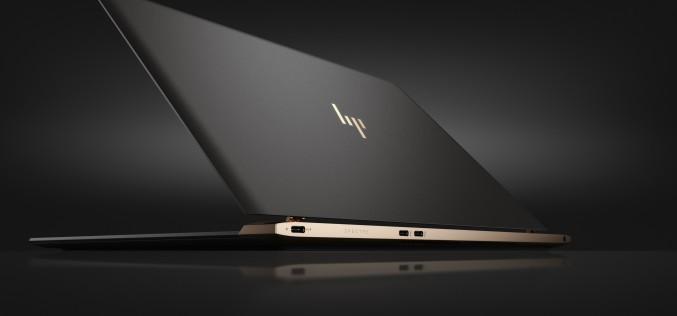 HP представя най-тънкия лаптоп в света