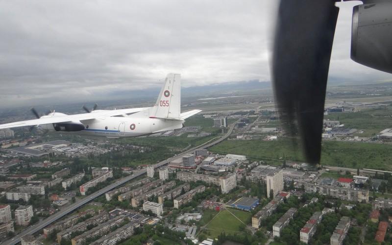 Българските ВВС и Макс Телеком с уникален проект за Парада на 6-ти май