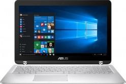 Лаптопът-трансформър Asus Zenbook Flip UX560 (UX560UA) е оборудвана с необичайни панти