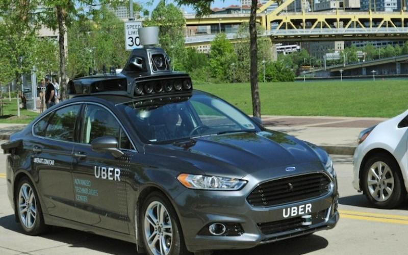 Uber демонстрира своя първи автономен автомобил