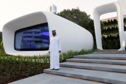 Дубай възнамерява да създава 3D напечатани офиси