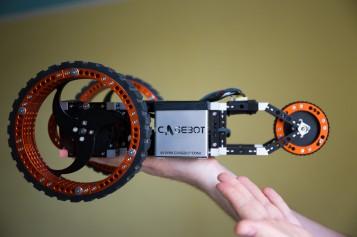 Cagebot – нов комплект за роботика