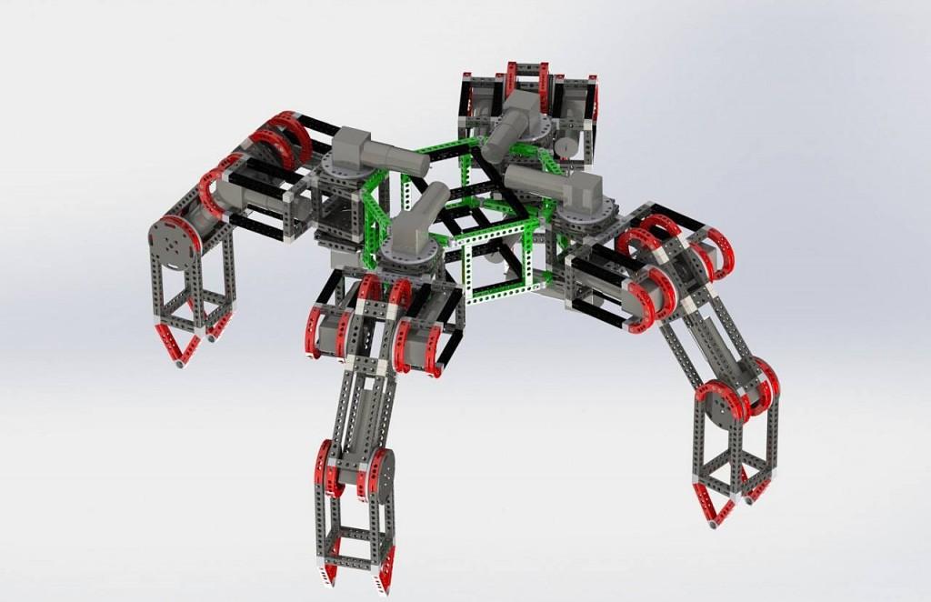 Cagebot2