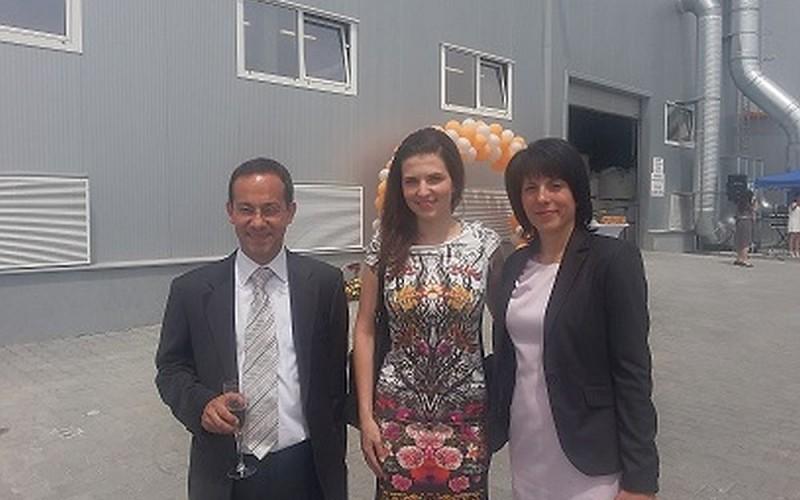 Поли Болканс откри завод край Пловдив, за отчетността си разчита на dWare