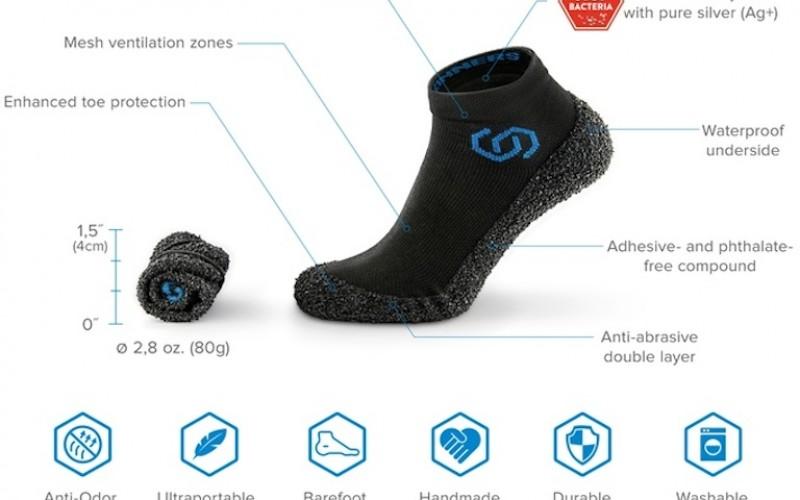 Иновативни ултрапреносими обувки за всякакви приключения