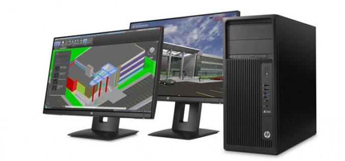 Работните станции HP Z240: достъпна производителност от световна класа