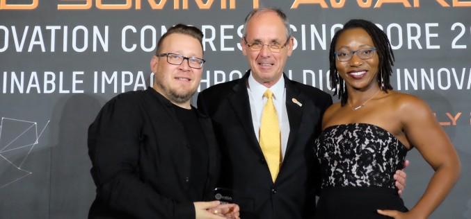 Имагга е един от осемте шампиона на престижната награда на ООН за дигитални иновации със социално въздействие