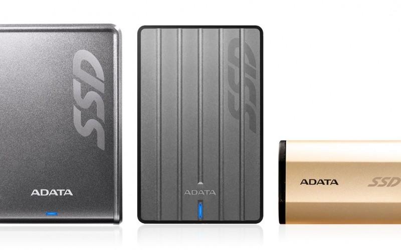 ADATA анонсира нови SSD дискове