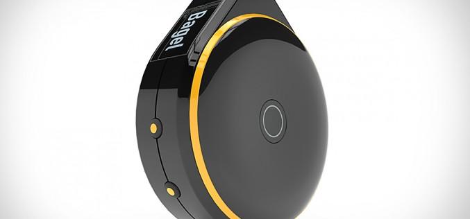 Bagel — умна рулетка с дисплей