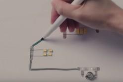 Рисуваме електрически вериги със сребърна писалка