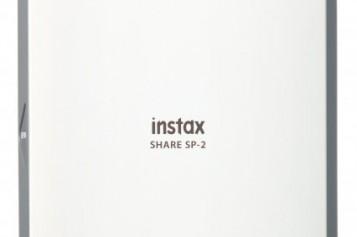 Instax Share SP-2: мобилен фотопринтер от Fujifilm