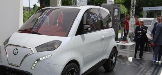 Днес дебютира първият български електромобил