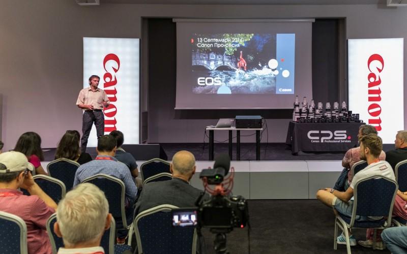 CANON представи новото попълнение в семейството на EOS 5D