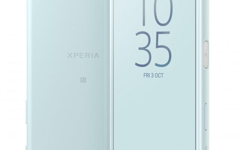 Дизйнерският Xperia X Compact на Sony идва с 23 MP камера