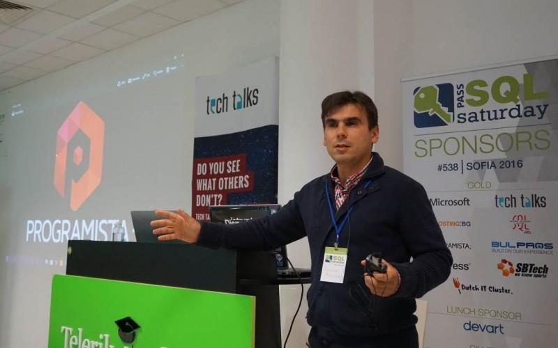 ИТ конференции в София събраха хиляди програмисти от цялата страна
