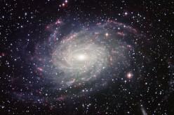 Най-подробната карта на млечния път разкрива невиждани досега детайли