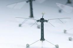 Робот, вдъхновен от пчелите, каца навсякъде с помощта на статистическо електричество