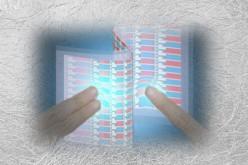 Обещаващ свръхзвуков сребърен спрей за огъващата се електроника