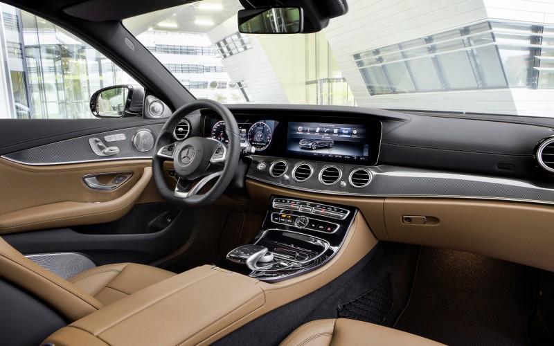 Continental превръща телефона в ключ за новата Е-класа на Mercedes-Benz