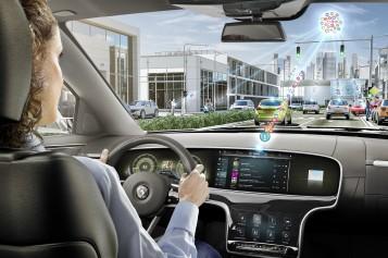 CES 2017: Бъдещето на автомобилна индустрия представя Continental