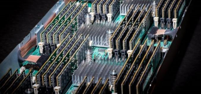 HP Enterprise демонстрира следващия прототип на революционната The Machine