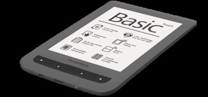 PocketBook Basic Touch PB625: комфорт за любителите на хубавото четиво