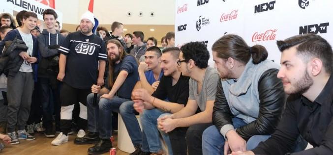 Двудневен турнир Gaming Knights събра геймърския елит