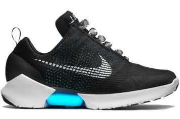 Nike HyperAdapt 1.0 са обувки, които сами се връзват (иновации 2016)