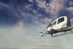 В небето на Дубай можем да видим летящи таксита още през юли